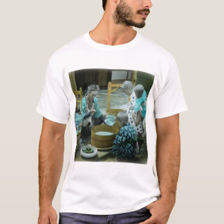 The Goldfish Merchant of Old Japan Vintage T-Shirt