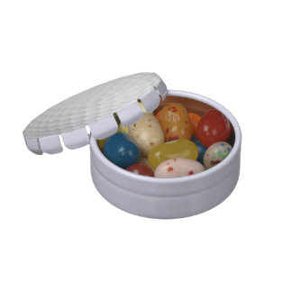The Golfer's Jelly Belly Candy Tin