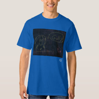 The Golly Dog! (Chalkboard style!) T-Shirt