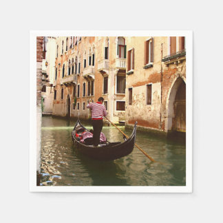 The Gondolier Disposable Napkin