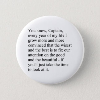 The good and the beautiful button