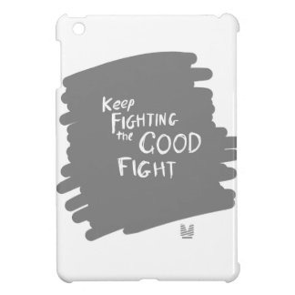 The Good fight Cover For The iPad Mini