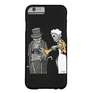 The Good Gentlemen Skeleton Barely There iPhone 6 Case