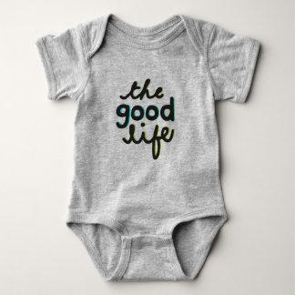 The Good Life Baby Bodysuit