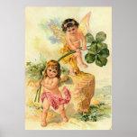 The Good Luck Fairies Poster