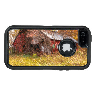 The Good Old Farming Days OtterBox iPhone 5/5s/SE Case