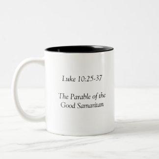 The Good Samaritan Coffee Cup