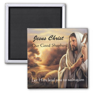 The Good Shepherd Magnet