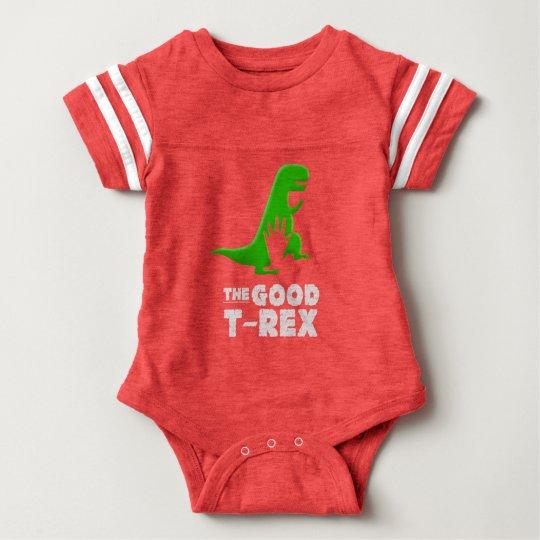 The Good T-Rex Baby Bodysuit