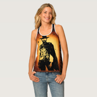THE GOOD THE BAD TANK TOP