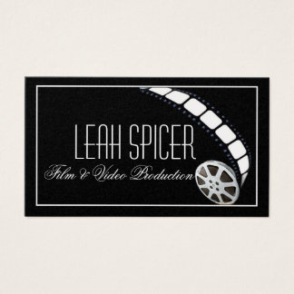 The Good, The Glam and The Chic Business Card