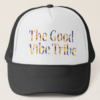 The Good Vibe Tribe Trucker Hat