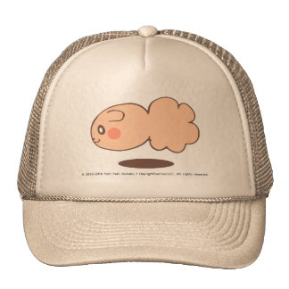 The goods which is not the ma ji trucker hat