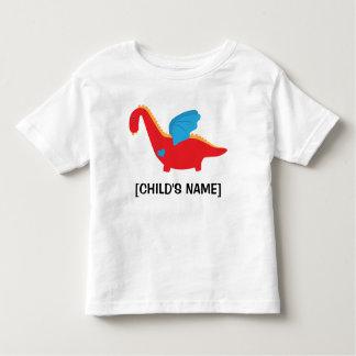 The Goofy Dragon Toddler T-shirt
