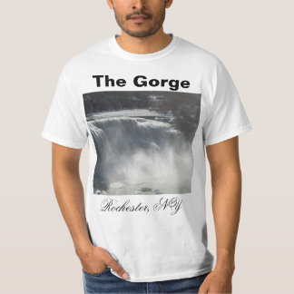 The Gorge - Rochester NY T-Shirt