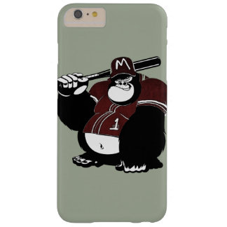 The Gorilla Baseball Club Barely There iPhone 6 Plus Case