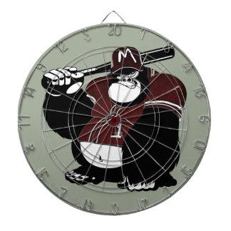 The Gorilla Baseball Club Dartboard