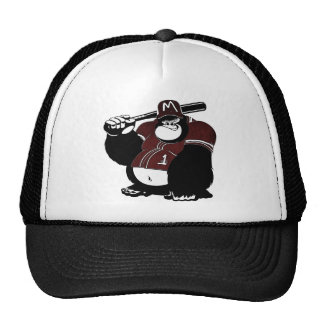 The Gorilla Baseball Club Trucker Hat