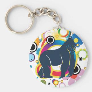 The Gorilla Keychain