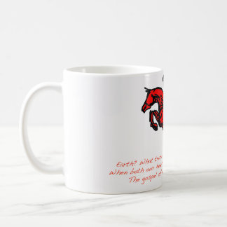 The Gospel of Flight Mug