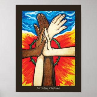 """""""The Gospel"""" Poster"""