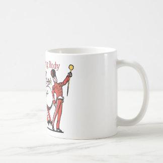The Governing Body - title Coffee Mug