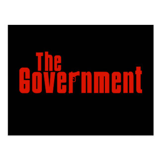 The Government Postcard