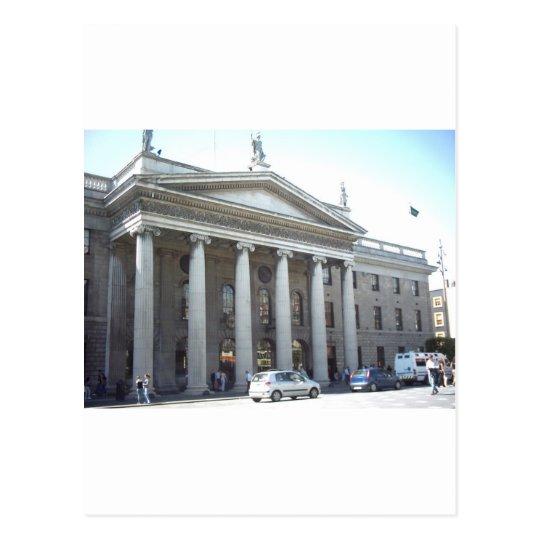 The GPO,Dublin,Ireland Postcard