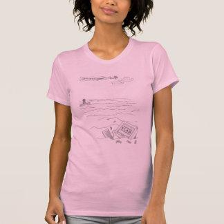 THE GRAN' SCAM OF THINGS Petite Shirt