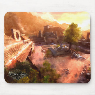 The Grand Arena of Jyel Mouse Pad