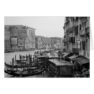 The Grand Canal Card