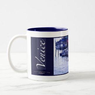 The Grand Canal Two-Tone Coffee Mug