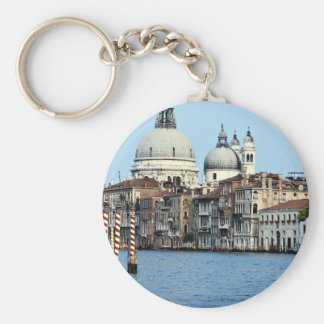 The Grand Canal, Venice, Italy Keychain
