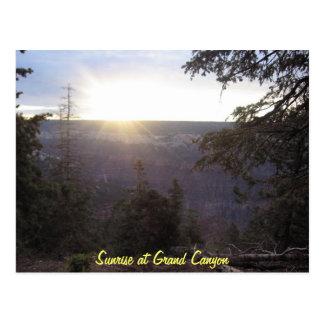 The Grand Canyon Postcard