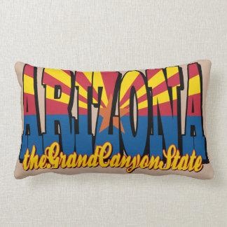 The Grand Canyon State Lumbar Pillow