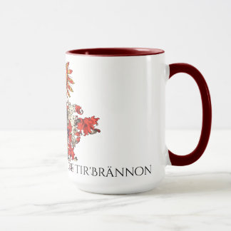 The Grand County of Tir'Brännon Mug