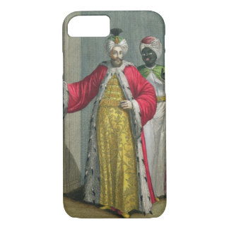 The Grand Lord, in his seraglio with the Kislar Ag iPhone 7 Case