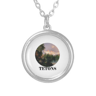 The Grand Ones Silver Plated Necklace