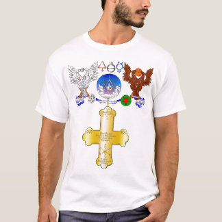 The Grand Rose Cross T-Shirt