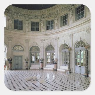 The Grand Salon, 1656-1661 (photo) Sticker