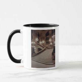 The Grand Staircase of the Opera-Garnier Mug