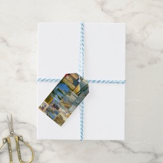 The Grand Tour Pack Of Gift Tags