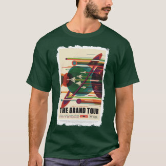 The Grand Tour - Retro NASA Travel Poster Shirt