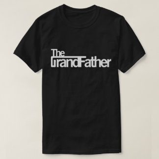 The Grandfather Special Gift | GrandParents Day T-Shirt
