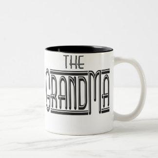 """THE"" Grandma Mug"