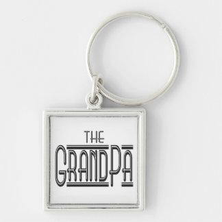 """""""The"""" Grandpa Keychain"""