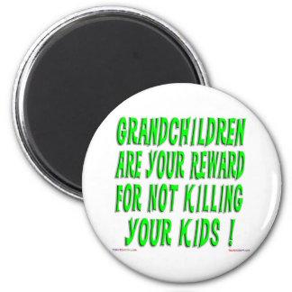 The Grandparent Reward Magnet