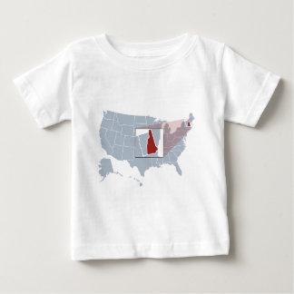 The Granite State Baby T-Shirt