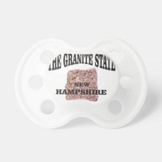 The granite state NH Pacifier