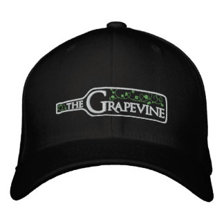 The Grapevine Morgan Hill Embroidered Wool Cap